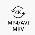 4K in MP4 umwandeln