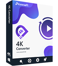 Aiseesoft 4K Converter - boite