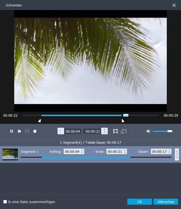 Wie kann man 4K XAVC Videos auf YouTube hochladen