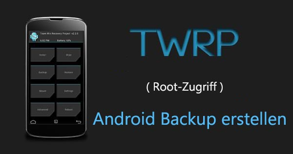 TWRP Manager
