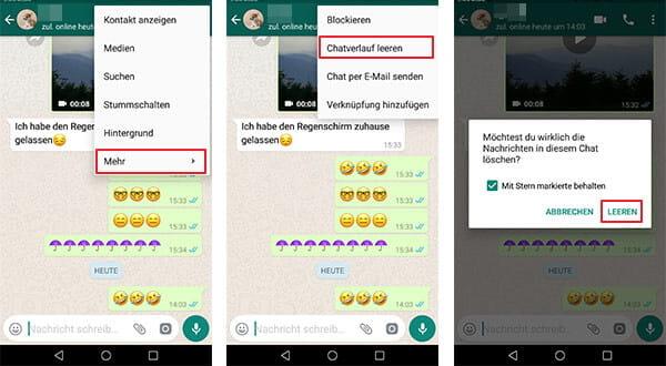 Whatsapp Video Löschen