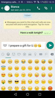 how to get iphone emojis on android wie kann emoji auf android verwenden 2515
