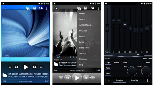 FLAC Player Android - Poweramp