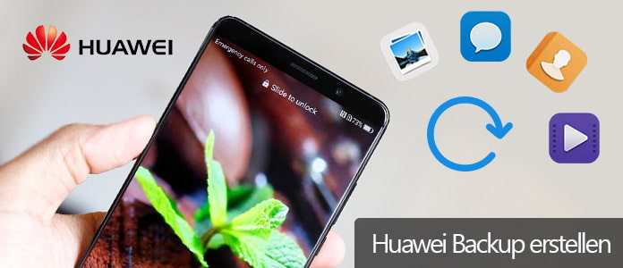 Huawei Backup erstellen - so klappt's