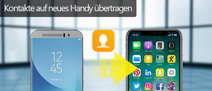 whatsapp kontakte auf neues handy