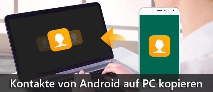 Kontakte von windows pc auf android übertragen