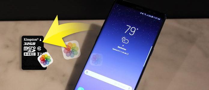 Android Bilder Auf Sd Karte Speichern.Wie Kann Man Samsung Bilder Auf Sd Karte Speichern Oder Verschieben