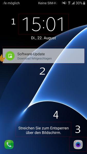 Android sperrbildschirm hintergrund automatisch wechseln
