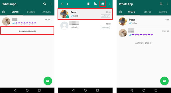 Wie Kann Man Whatsapp Chats Verstecken
