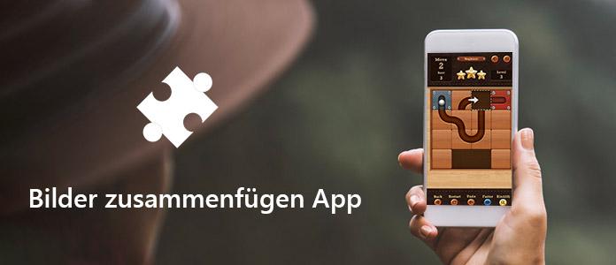 Bilder Zusammenfügen Mit Iphoneandroid Apps