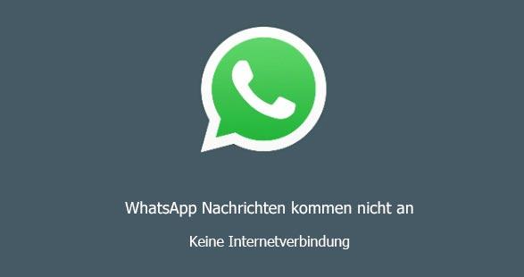 whatsapp ein haken ursache
