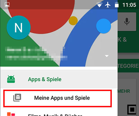 play store auf iphone