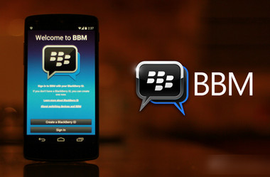 BBM WhatsApp Alternative