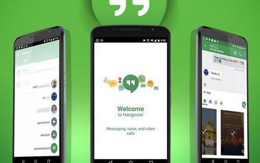 Google Hangouts WhatsApp Alternative