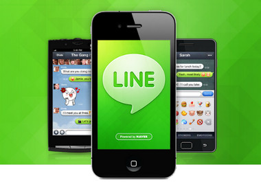 Line Messenger WhatsApp Alternative