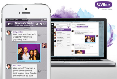 Viber WhatsApp Alternative