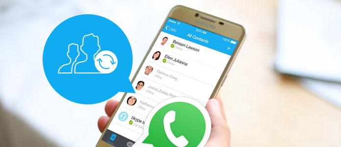 Wie Kann Man Whatsapp Kontakte Aktualisieren