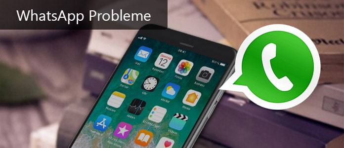 WhatsApp Probleme
