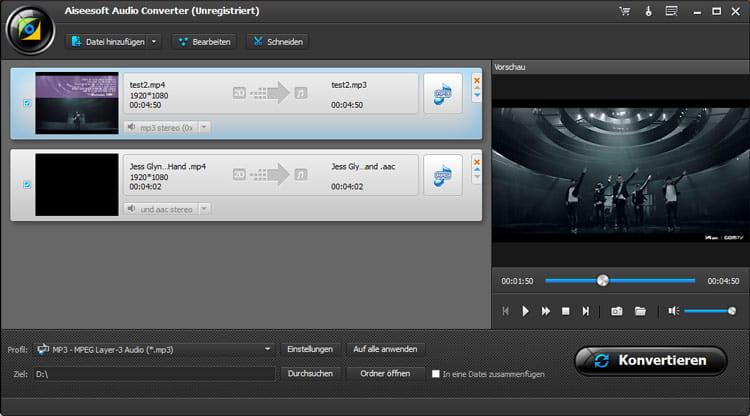 Aiseesoft Audio Converter