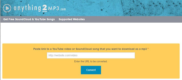 Anything2mp3 Und Alternative Zum Youtube Download In Mp3