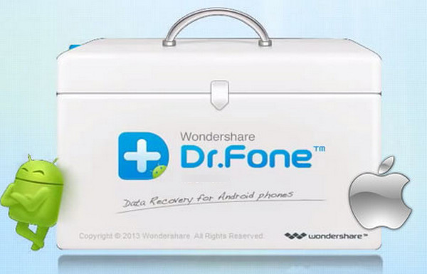 Wondershare Dr.Fone - iOS/Android Toolkit