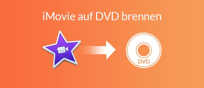 IMovie Auf DVD Brennen