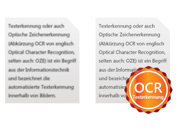 OCR Technologie