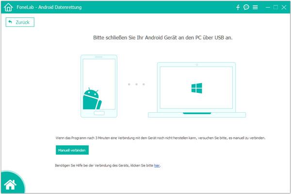 FoneLab - Android Datenrettung