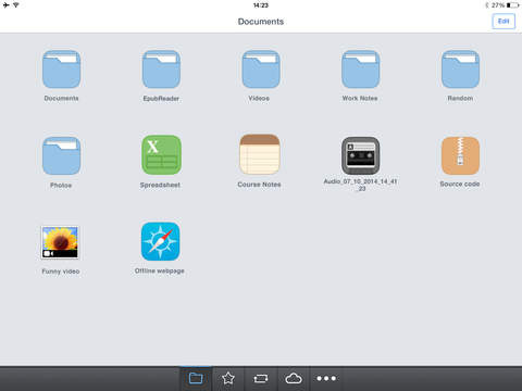 Free iPad File Manager
