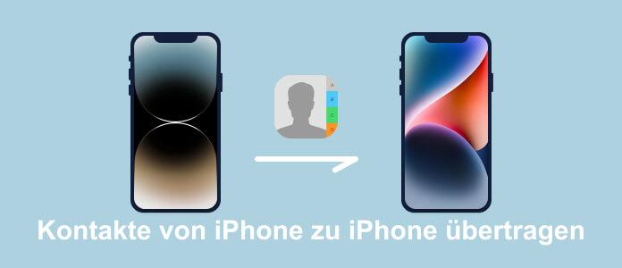 WIE ÜBERTRAGE ICH KONTAKTE VON IPHONE ZU SAMSUNG