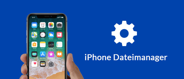 iPhone Dateimanager