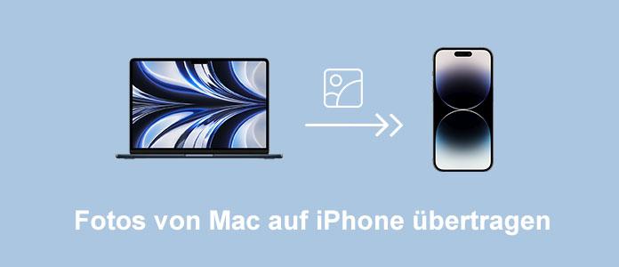 Fotos Von Mac Auf Iphone übertragen So Gehts