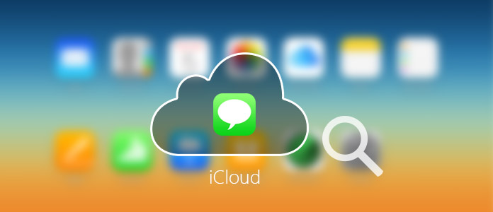 sms in icloud lesen