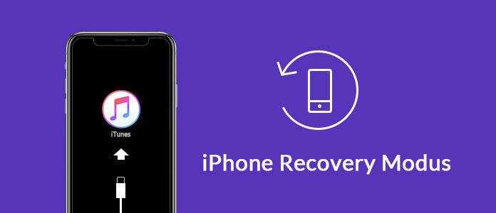 iPhone aus Recovery Modus holen