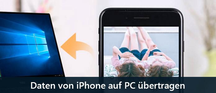 DATEN PER USB VOM IPHONE 7 ÜBERTRAGEN