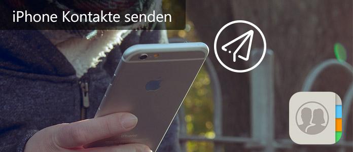 Iphone Kontakte Senden So Geht S