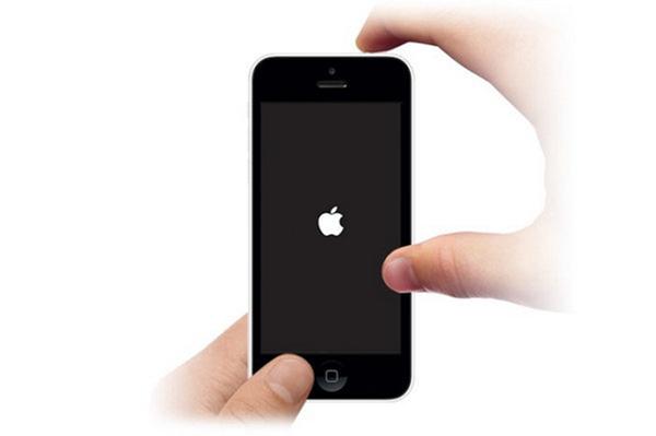 Iphone  Neustart Tastenkombination