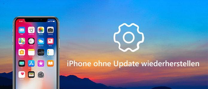 iphone 4 wiederherstellen ohne datenverlust