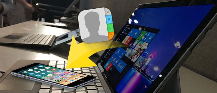 iphone kontakte auf pc