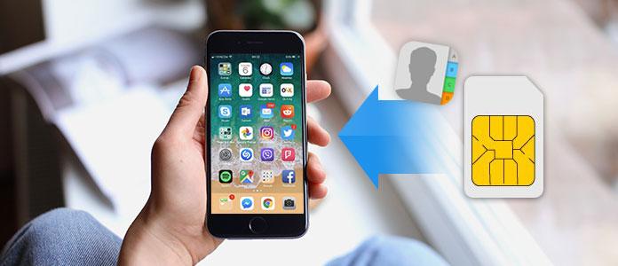 Iphone Sim Karte.Wie überträgt Man Kontakte Von Sim Karte Auf Iphone