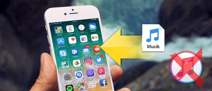 Kostenlos Musik Vom Iphone 5 Auf Iphone 7 Übertragen