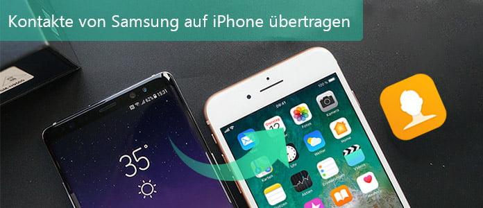 Samsung Kontakte Iphone Übertragen