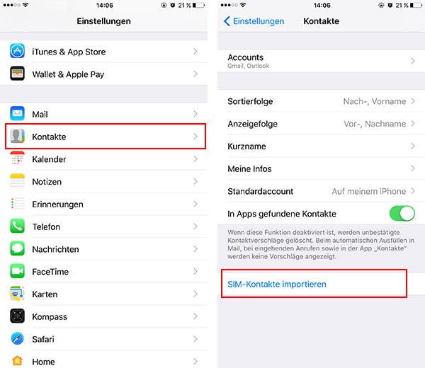 neue sim karte daten übertragen Wie überträgt man Kontakte von SIM Karte auf iPhone