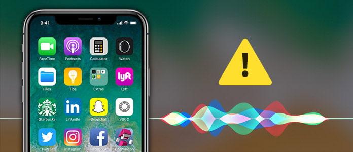 Gelöst Siri Reagiert Nicht Unter Ios 11109