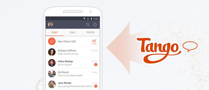 Tango App Anleitung