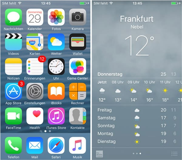 WetterOnline (App für iPhone & iPad) 2019.12 - …