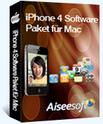 iPhone 4 Software Paket für Mac