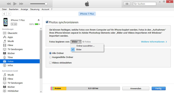 Bilder Auf Iphone Kopieren Windows