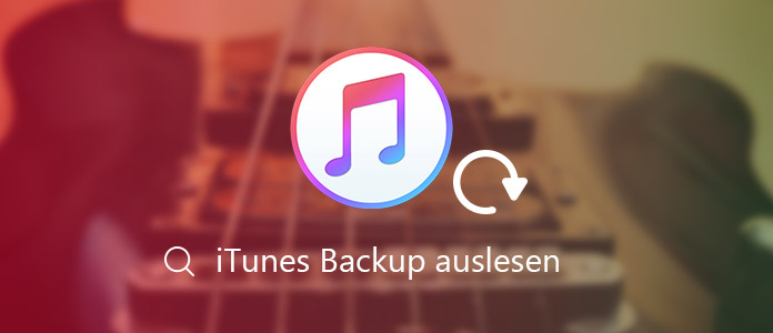 iTunes-Backup auslesen