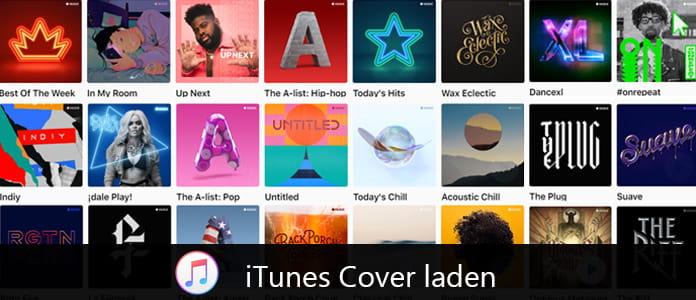 Wie kann man iTunes Cover laden
